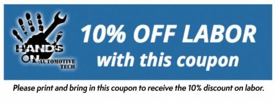 10% Off Auto Repair